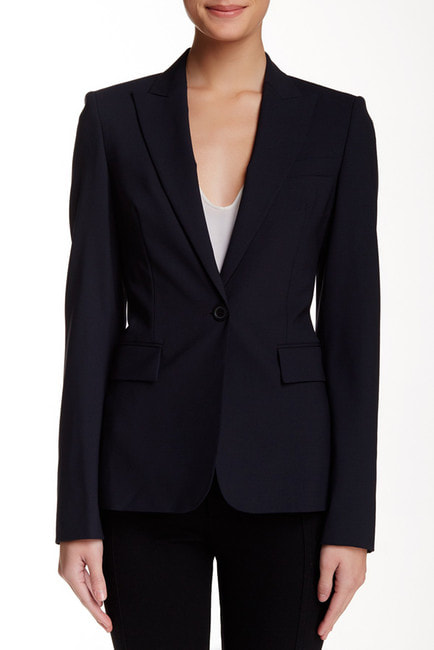 Hugo Boss Navy Juicy Blazer