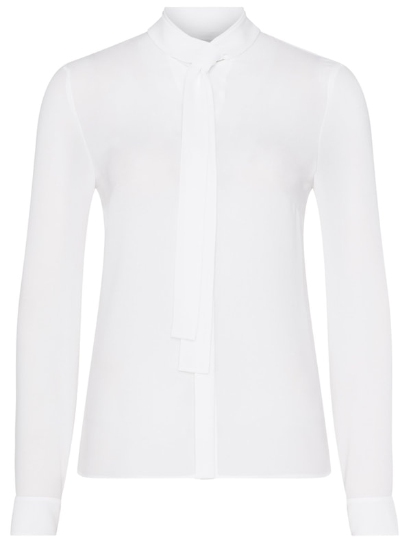 Hugo Boss Banika pussycat bow blouse