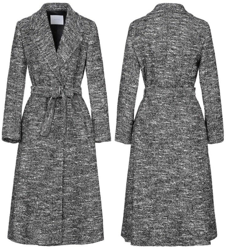 Hugo Boss Carmala wool-blend coat