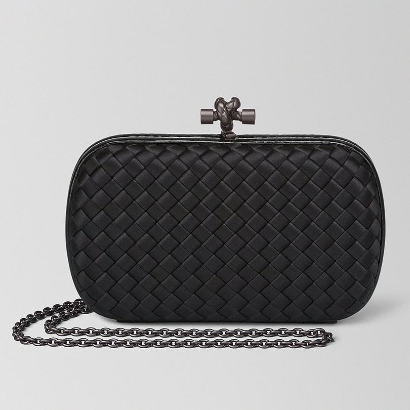 Bottega Veneta iconic 'Knot' clutch