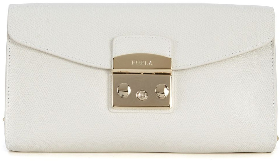 Furla 'Metropolis' leather shoulder bag