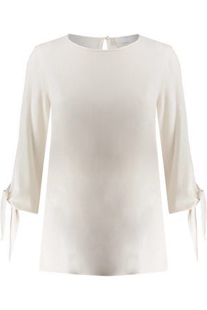 Hugo Boss BOSS Ivimea Tie-Sleeve Top