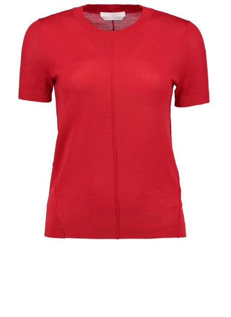 Hugo Boss BOSS Fuyuka red pullover