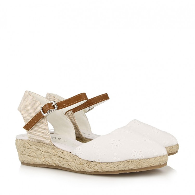 Conguito girls wedge sandal