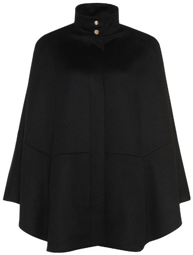 Hugo Boss Capina black cape