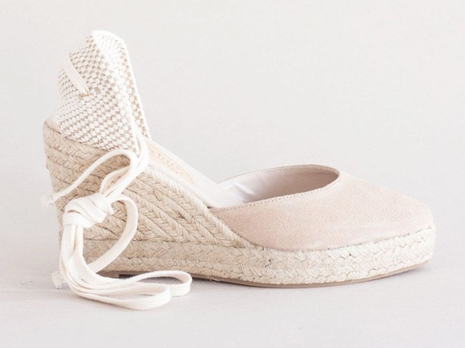 Mint & Rose 'Sardinia' espadrille wedges